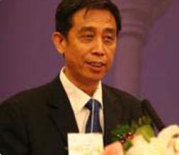 中国供应链金融服务联盟理事长姜超峰照片