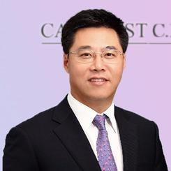 中国光大控股CEO陈爽照片