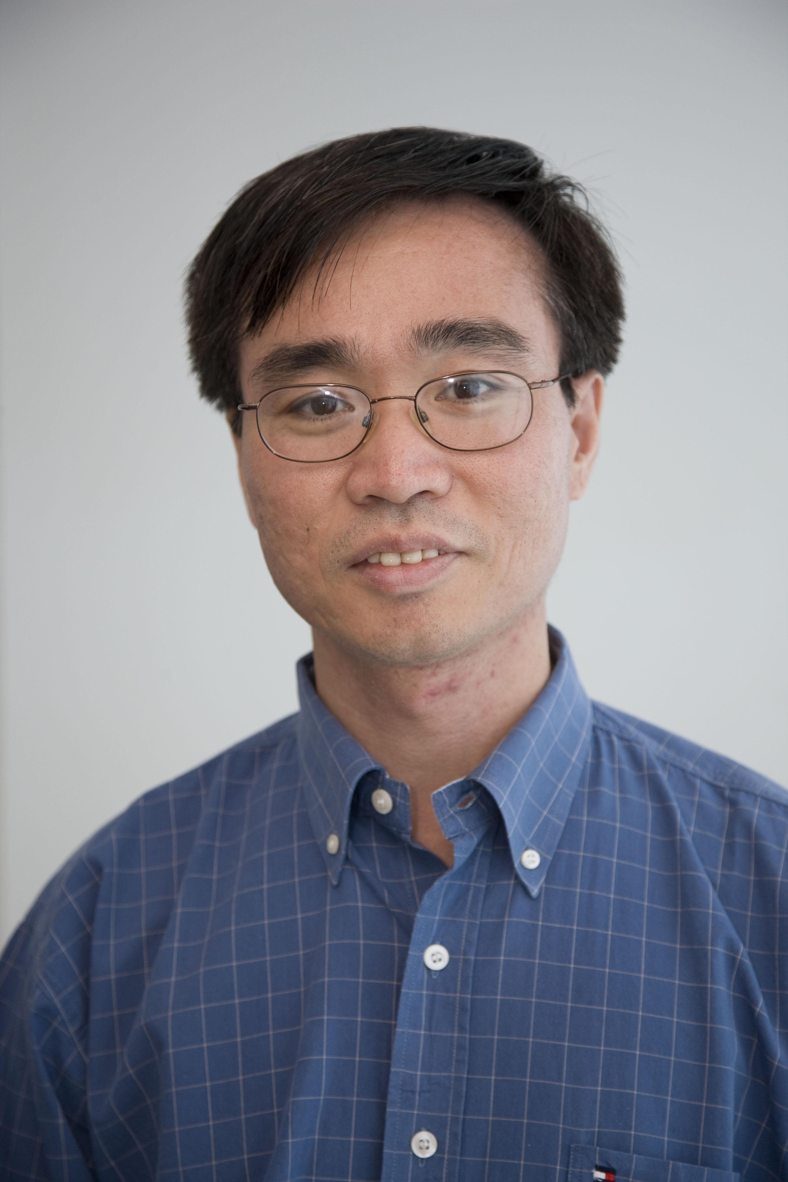 上海諾華(NOVARTIS) 資深研究員副總監谷保華照片