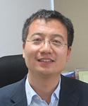 深圳市华傲数据有限公司CEO贾西贝照片