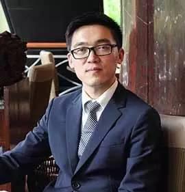 上海三享两益青年职业发展促进中心理事长乔顿照片