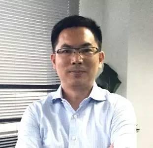 大易云计算CEO申刚正照片