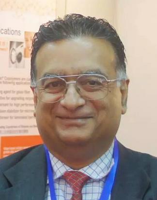Vertellus公司博士Ashok M. Adur照片