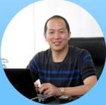 航美传媒CEO冯中华照片