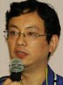 万达信息股份有限公司博士冯东雷照片
