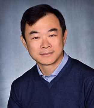 美国卡耐基梅隆大学教授邢波照片