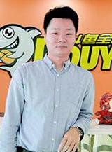 斗鱼TV CEO张文明照片