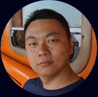 上海钛核网络科技有限公司 CEO张弢照片