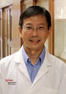 美国新泽西州立大学罗格斯肿瘤研究所  郑晓峰照片