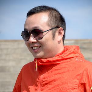 700bike产品副总裁郭晶晶照片