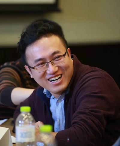 菜鸟网络技术总监李强照片