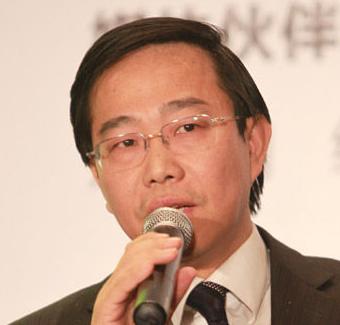 民生银行私人银行部副总裁李文照片