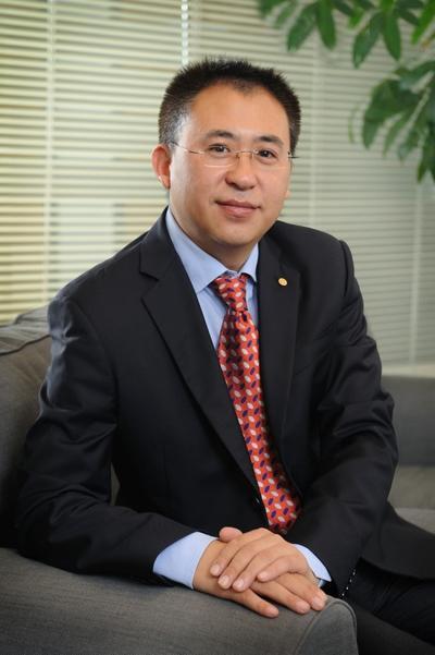 海航酒店集团有限公司董事长兼总裁白海波照片