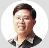 台湾光电半导体产业协会副秘书长朱慕道照片