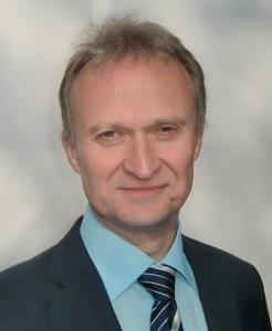 德国奥尔登堡大学教授 Sergej Fatikow 照片