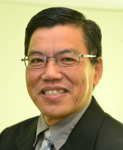 新加坡南洋理工大学教授Low Kin Huat照片