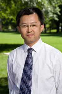 美国内华达大学教授Shen Yantao照片