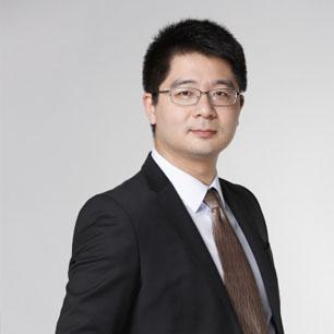 Baidu百度开放云副总经理管瑞峰照片