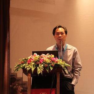 HaierU-Home平台营运总监Zheng Wang照片