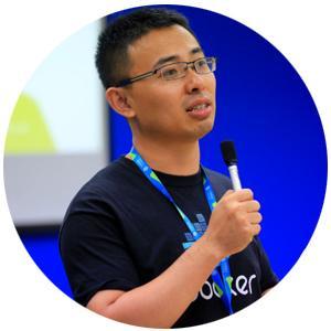 中国移动苏州研究院云计算产品部技术总监刘军卫照片