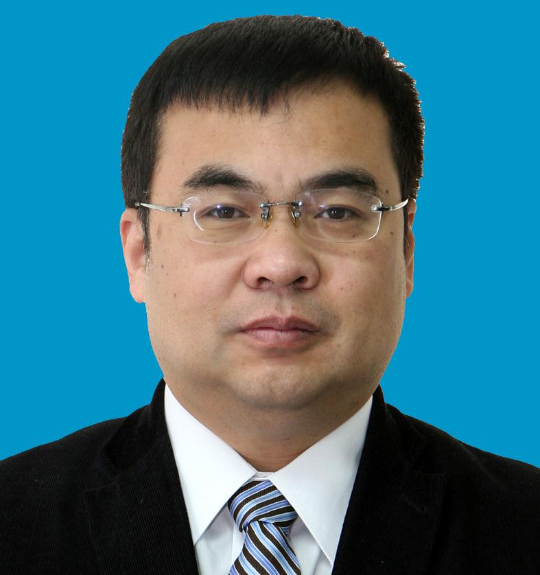 中国生物医学工程学会理事长樊瑜波照片