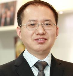 清科集团创始人倪正东照片