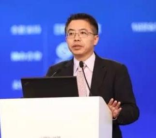 浙江大学互联网与创新金融研究中心主任贲圣林照片