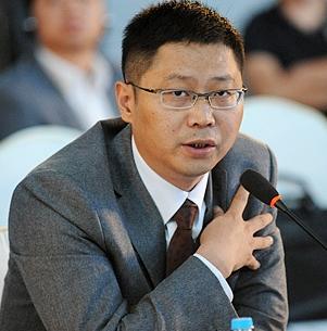 中国社会科学院金融研究所副所长胡滨照片