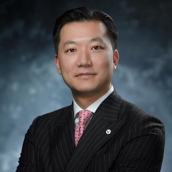 领航投资大中华区首席执行官林晓东照片