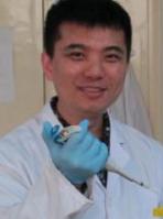 华中农业大学教授、生物信息学院院长张红雨照片