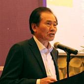 全联中小冶金企业商会名誉会长赵喜子照片