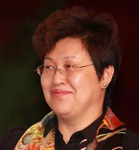 泰康之家投资有限公司副总裁刘淑琴照片