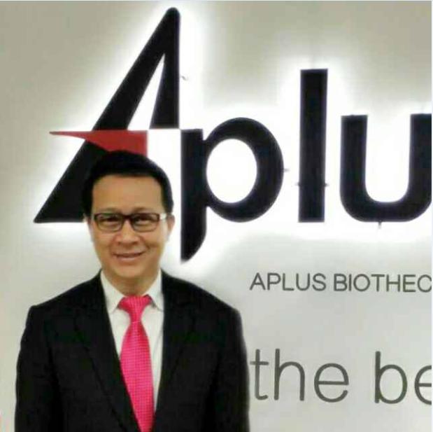 爱湃斯(Aplus)公司CEO吴开兴照片