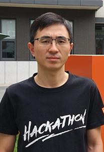 小米商业产品部技术总监宋强照片