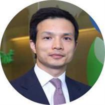 渣打银行董事总经理全球人民币销售主管周成岗照片