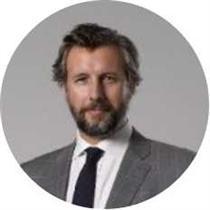 德国商业银行亚州股票及商品市场ETF和流量交易部主管Antoine de Saint Vaulry照片
