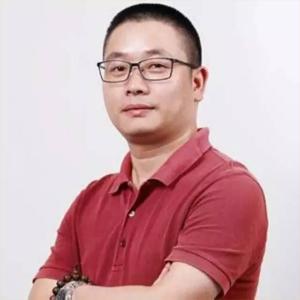 百草味CEO蔡红亮照片