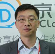首席架構師京東云楊海明博士照片
