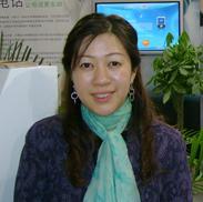 副总经理咪咕互动娱乐有限公司(原中国移动游戏基地)端木文琳照片
