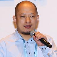 上海聚力传媒技术有限公司副总裁姜显恒照片