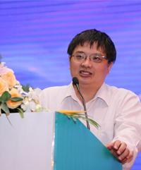 执行长南京明基医院陈谊德照片