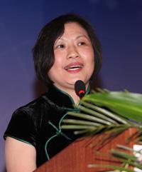 武汉亚洲心脏病医院董事总经理叶红照片