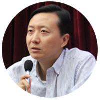 GE高级项目经理靳朝阳照片