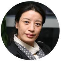 北京东方迈道国际管理咨询有限公司高级项目风险管理专家郭晓英照片