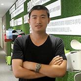 搜狐高级开发工程师李修鹏照片