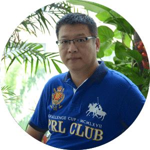 CEO天易联科技张普照片