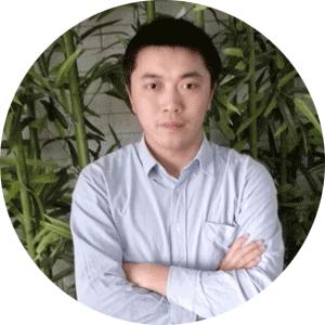 CEO游谷网络张辉照片