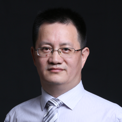 恒生电子  研发总工程师章乐焱照片