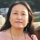 中国经济网会展中国主编周宇宁照片