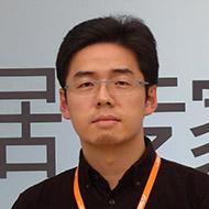 高德地图技术部副总裁田密照片